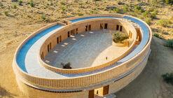 Escuela de niñas Rajkumari Ratnavati/ Diana Kellogg Architects
