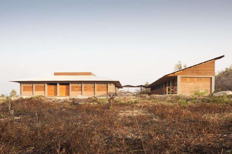 Hospital Projekt Burma / a+r Architekten, © Oliver Gerhartz