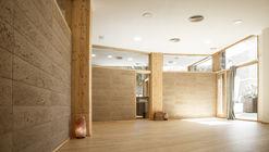 MIBI Yoga Centre / Elisabetta Carnevale Arquitectura De Terra