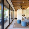 casamaru archdaily 08 - MARU House: Kiến trúc ấn tượng với những đường nét đơn giản và sự pha trộn vật liệu