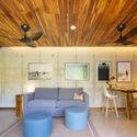 casamaru archdaily 07 - MARU House: Kiến trúc ấn tượng với những đường nét đơn giản và sự pha trộn vật liệu