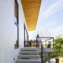 casamaru archdaily 13 - MARU House: Kiến trúc ấn tượng với những đường nét đơn giản và sự pha trộn vật liệu