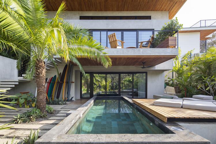 Nosara Casa MARU / LOOP Design Studio, © Andrés García Lachner