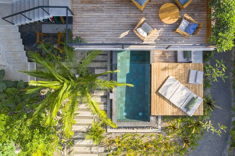 casamaru archdaily 25 - MARU House: Kiến trúc ấn tượng với những đường nét đơn giản và sự pha trộn vật liệu