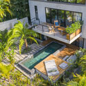 casamaru archdaily 26 - MARU House: Kiến trúc ấn tượng với những đường nét đơn giản và sự pha trộn vật liệu