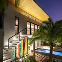 casamaru archdaily 36 - MARU House: Kiến trúc ấn tượng với những đường nét đơn giản và sự pha trộn vật liệu