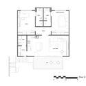 floor 2 plan - MARU House: Kiến trúc ấn tượng với những đường nét đơn giản và sự pha trộn vật liệu