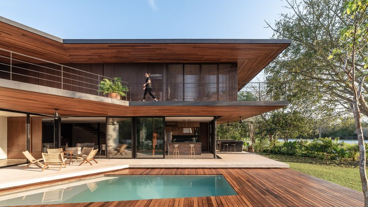 GP House / OWN + Felipe Caboclo Arquitetura, © Manolo R Solís