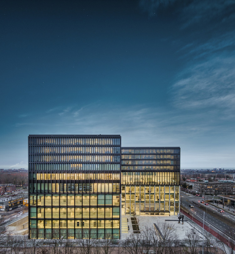 Courthouse Amsterdam / KAAN Architecten, ? Fernando Guerra FG+SG