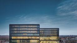 Courthouse Amsterdam / KAAN Architecten