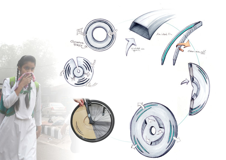 """Winner for the year 2021 in product design + Emerging designers 2021: """"GoRolloe"""" by Kristen Tapping"""