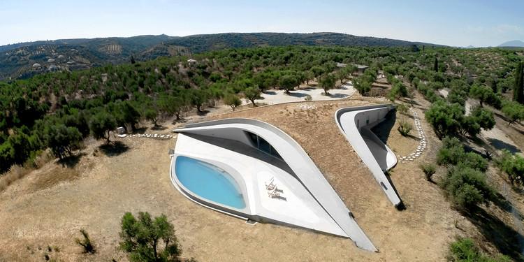 """Gold prize in responsive design: """"Villa Ypsilon"""" by LASSA and collaborators. ImagePhoto Courtesy of DEAwards"""