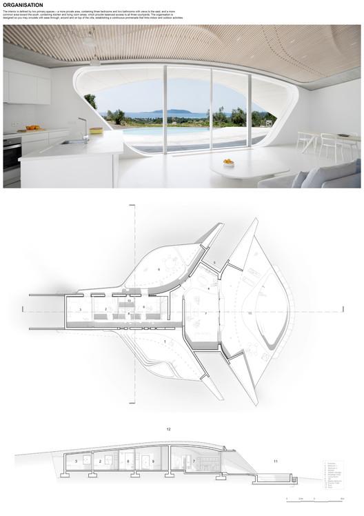 """Gold prize in responsive design: """"Villa Ypsilon"""" by LASSA and collaborators . ImagePhoto Courtesy of DEAwards"""
