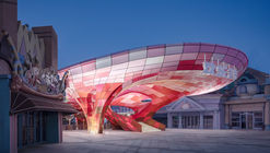Beyond the Geometry Plastic 3D Printed Pavilion / Archi-Union Architects + Fab-Union