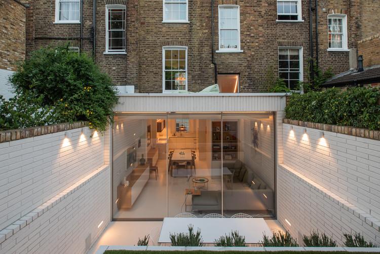 Casa Rydon Street / Moxon Architects, © Alexandria Hall & Jack Trench