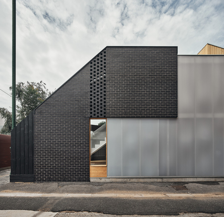 Casa Earl Street / Bloxas, © Peter Bennetts