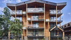 Bachleda Club Residence / Karpiel Steindel Architektura