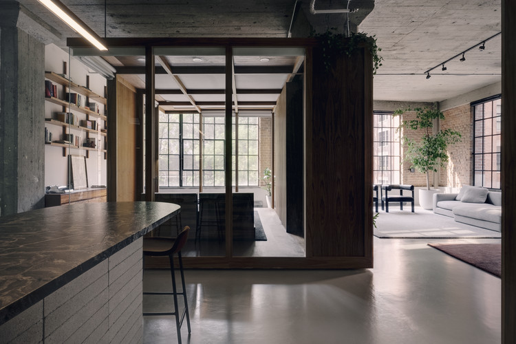 Loft de la Gauchetière / Future Simple Studio, © Felix Michaud