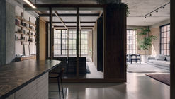 Loft de la Gauchetière / Future Simple Studio