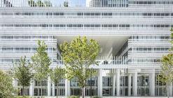 Paris Region Headquarters  / Ferrier Marchetti Studio
