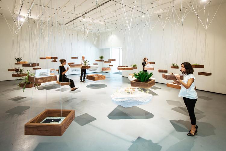 Bienal de Arquitetura de Chicago anuncia colaboradores de sua quarta edição: a cidade disponível, New Investigations In Collective Form, 2018. Image Courtesy of The Open Workshop