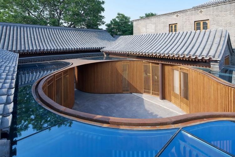 Luanqing Hutong Courtyard House / URBANUS, © Chaoying Yang