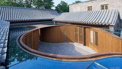 Luanqing Hutong Courtyard House / URBANUS