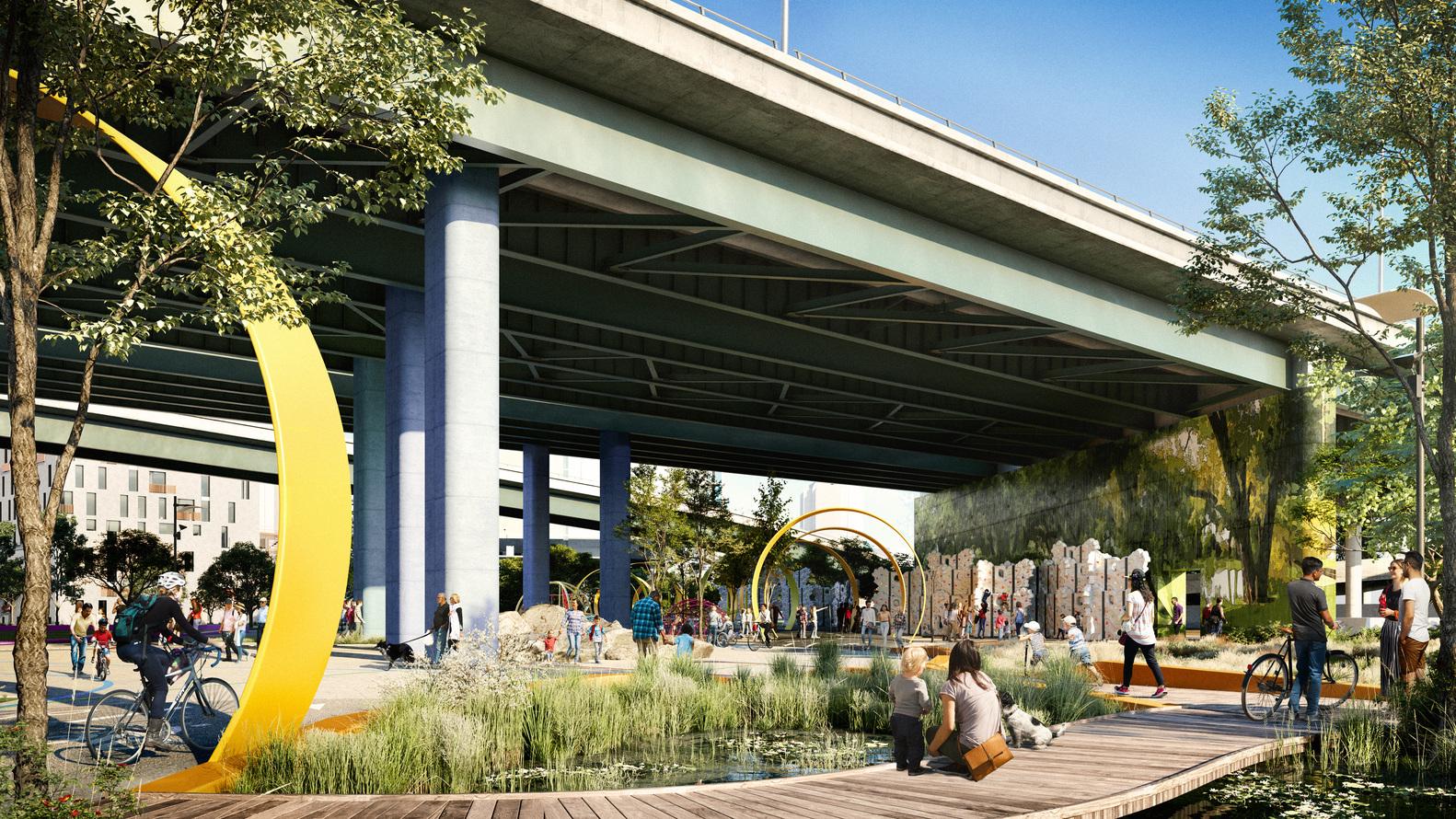 Gallery of Perkins&Will Transform Sacramento Valley Train Station into  Regenerative Master Plan - 3