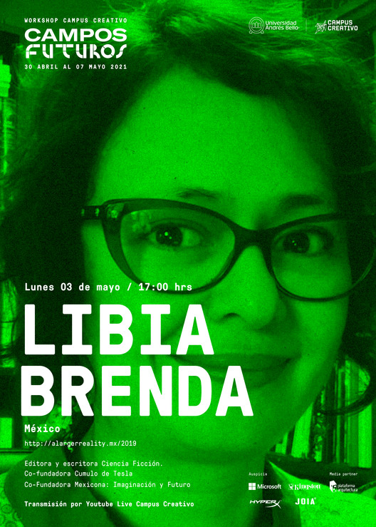 Campos Futuros: Libia Brenda
