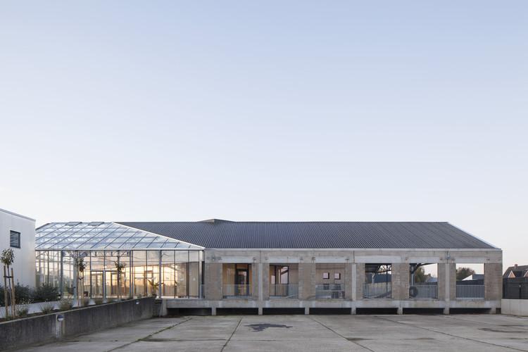 HACHIKO Warehouse Refurbishment / WE-S architecten, © Johnny Umans