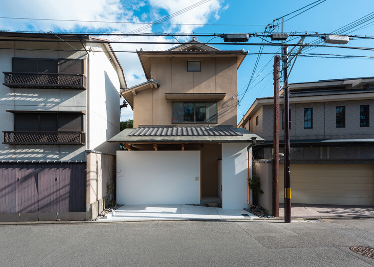 House in Shimogamo / td-Atelier + ENDO SHOJIRO DESIGN, © Matsumura Kohei