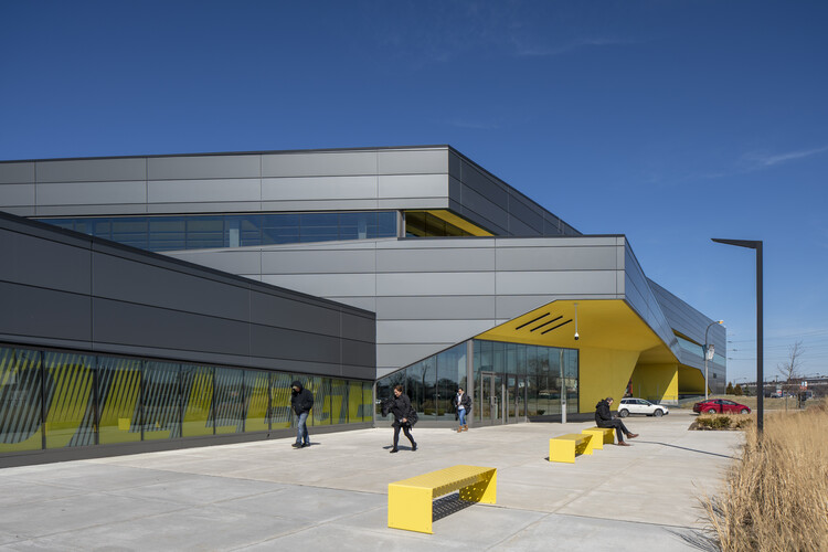 Manufacturing Technology and Engineering Center / JGMA, © Tom Rossiter