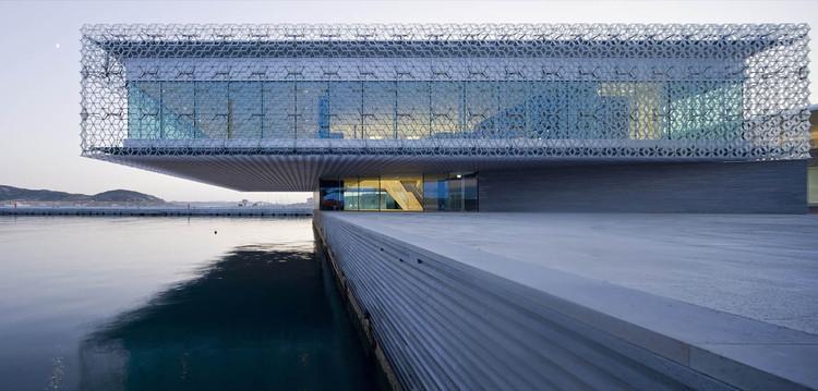 House of the Sea / Stefano Boeri Architetti. Image © Iwan Baan