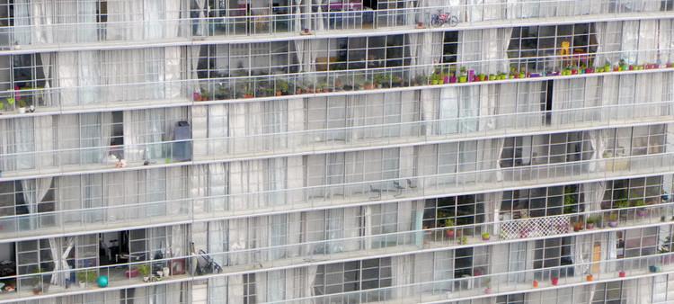 No más residuos: 10 formas de incorporar la economía circular a la arquitectura, Grand Parc in Bordeaux / Lacaton & Vassal. Image © Jordi García via EU Mies