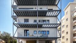 ZIO Apartment Block / Alexis Papadopoulos Architectural Practice