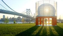 Turntable Pavilion / SLO Architecture