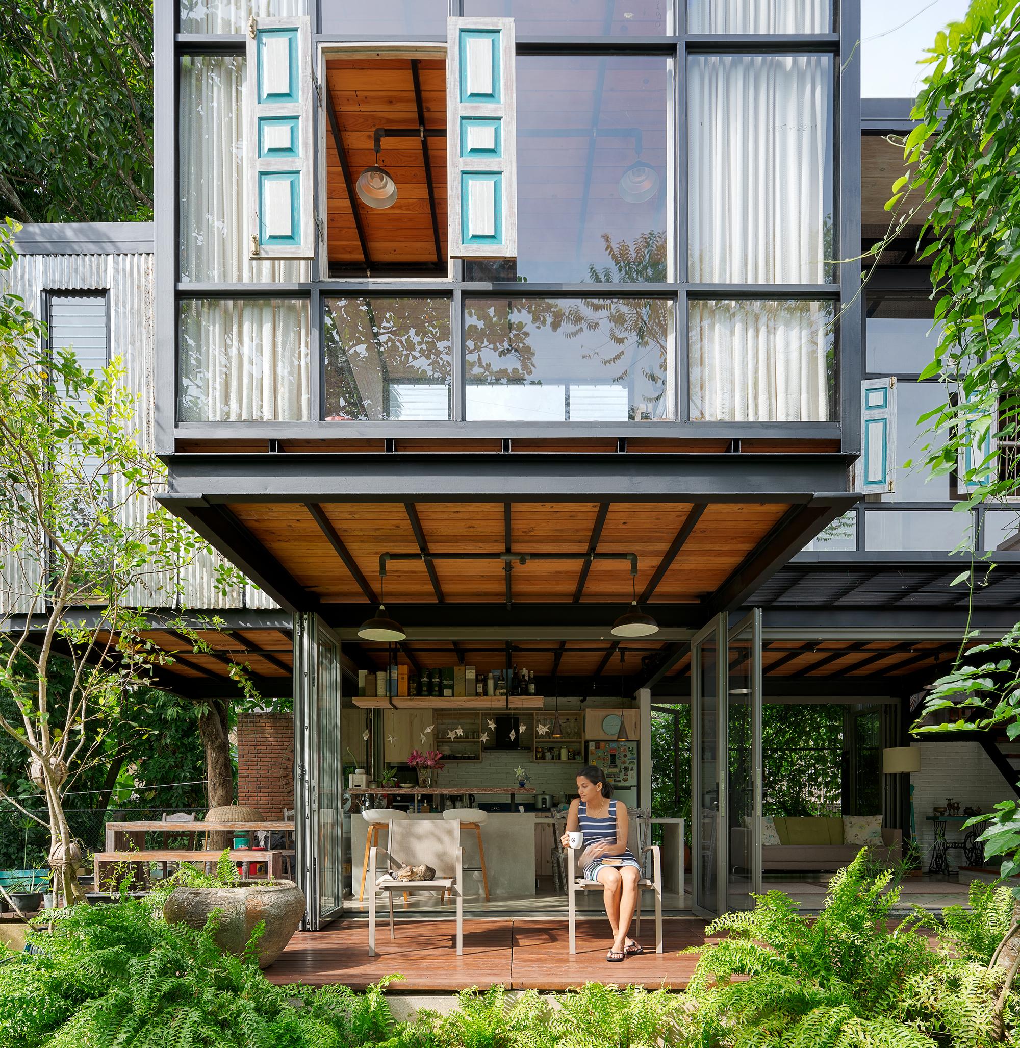 Gallery of Kozy's Canvas / KWCA - Kosala Weerasekara Chartered Architects - 1