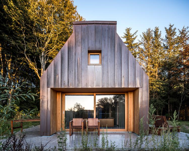 The Author's House / SLETH architects, © Rasmus Hjortshøj - COAST