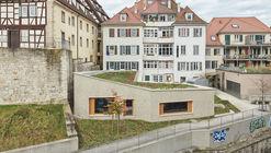 Residential & Commercial Building Renovation / Dannien Roller Architekten + Partner