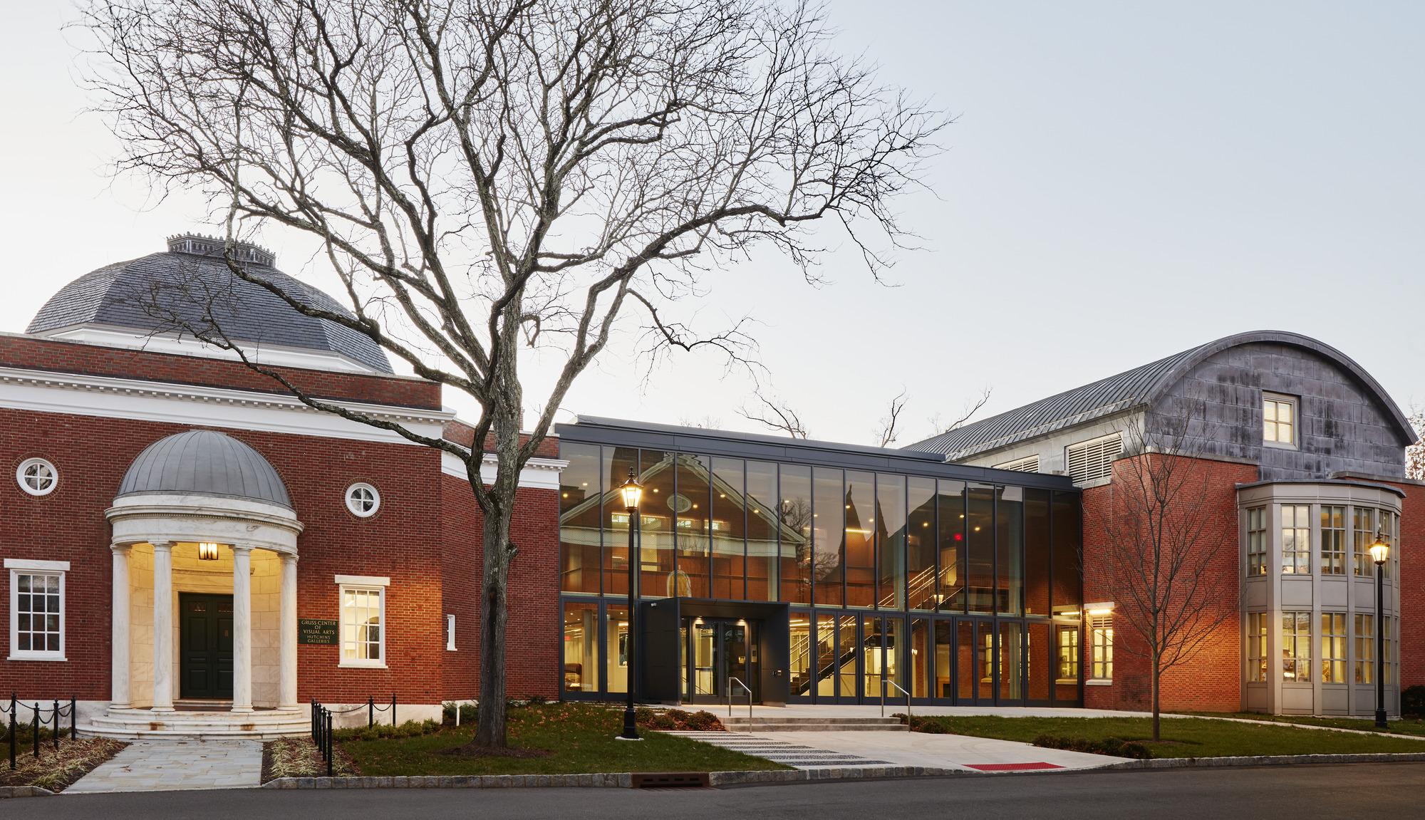 The Lawrenceville School Gruss Center for Art and Design / Sasaki
