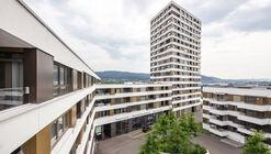 LimmatSpot Apartments / Holzer Kobler Architekturen