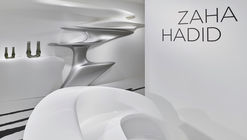 Abstracting The Landscape, homage to Zaha Hadid opens at Galerie Gmurzynska Zurich