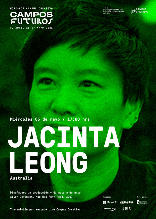 Campos Futuros: Jacinta Leong