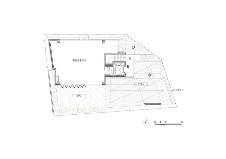 Plan - 1st floor