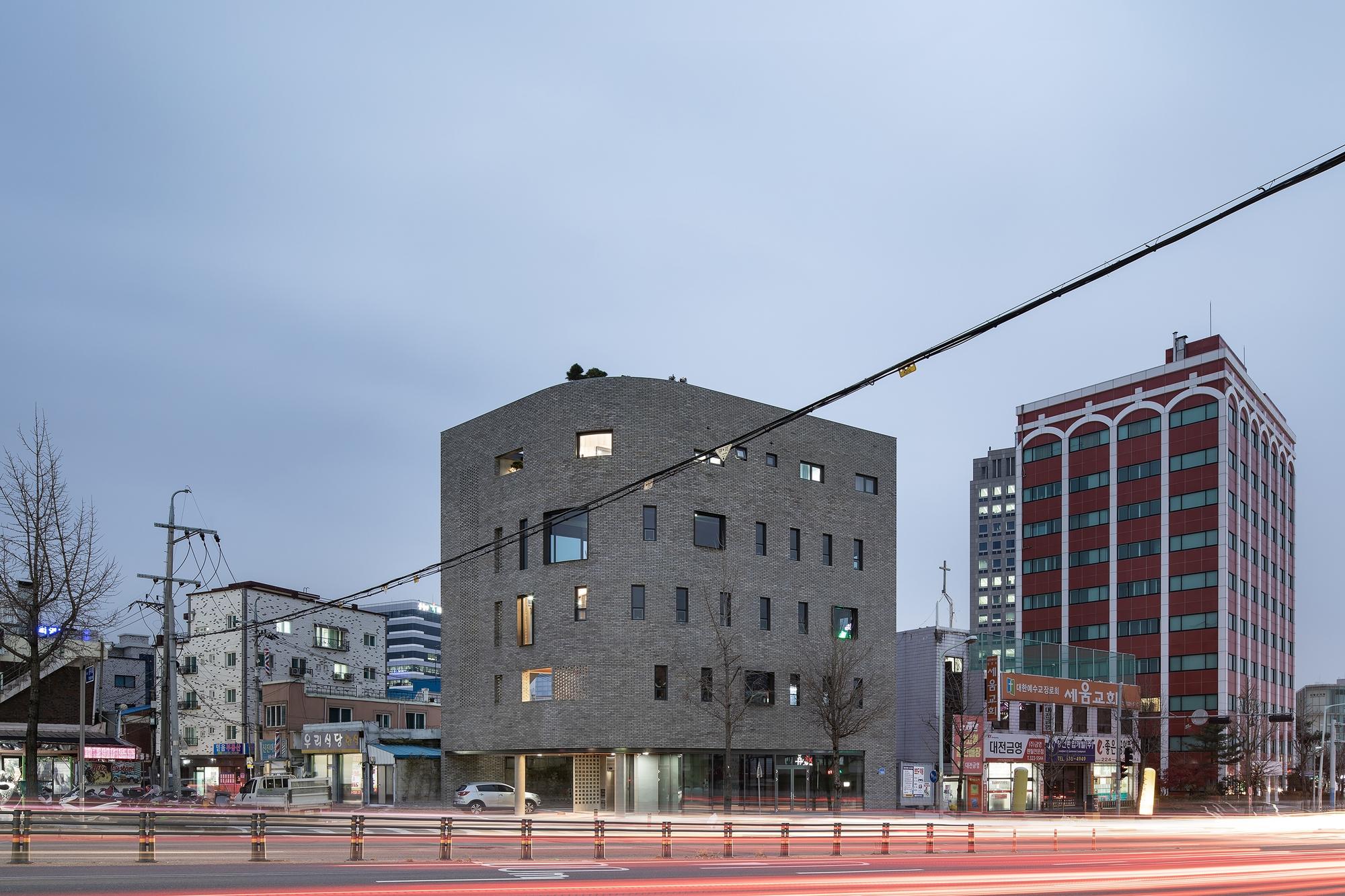 Chuwonjae Architecture Office / Yeha Partners Architects