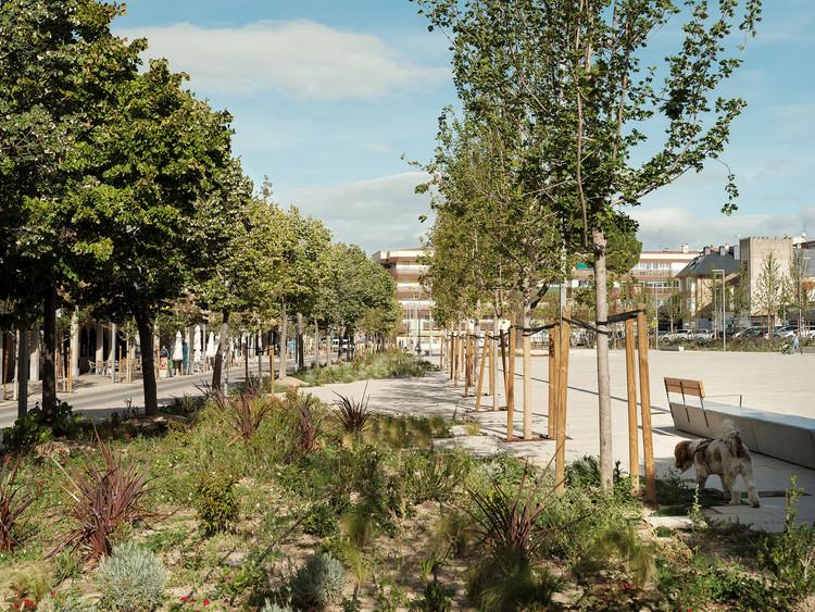 Remodelación de la Plaza de los Belgas / Contxto Arquitectura, © Luis Díaz Díaz