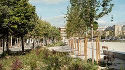 Remodelación de la Plaza de los Belgas / Contxto Arquitectura