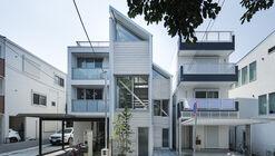 Casa para vivir en el parque / Shuhei Goto Architects