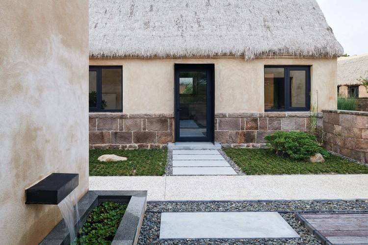 courtyard #1. Image © Hao Chen