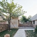 courtyard space. Image © Hao Chen